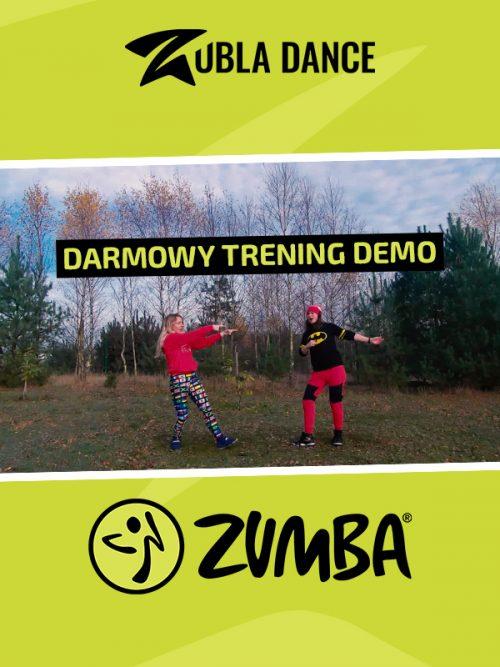 ZUBLA DANCE - Zumba Demo