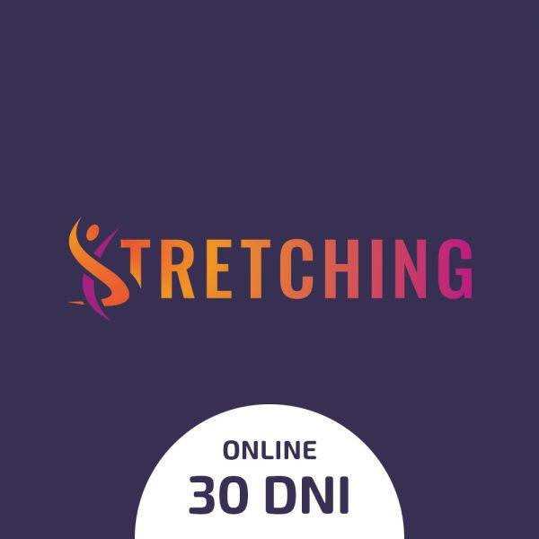 Stretching online - dostęp do platformy 30 dni