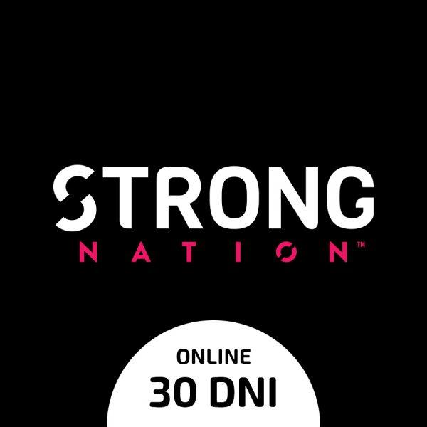 Strong Nation online - dostęp do platformy 30 dni