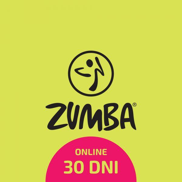 Zumba Fitness - dostęp do platformy 30 dni
