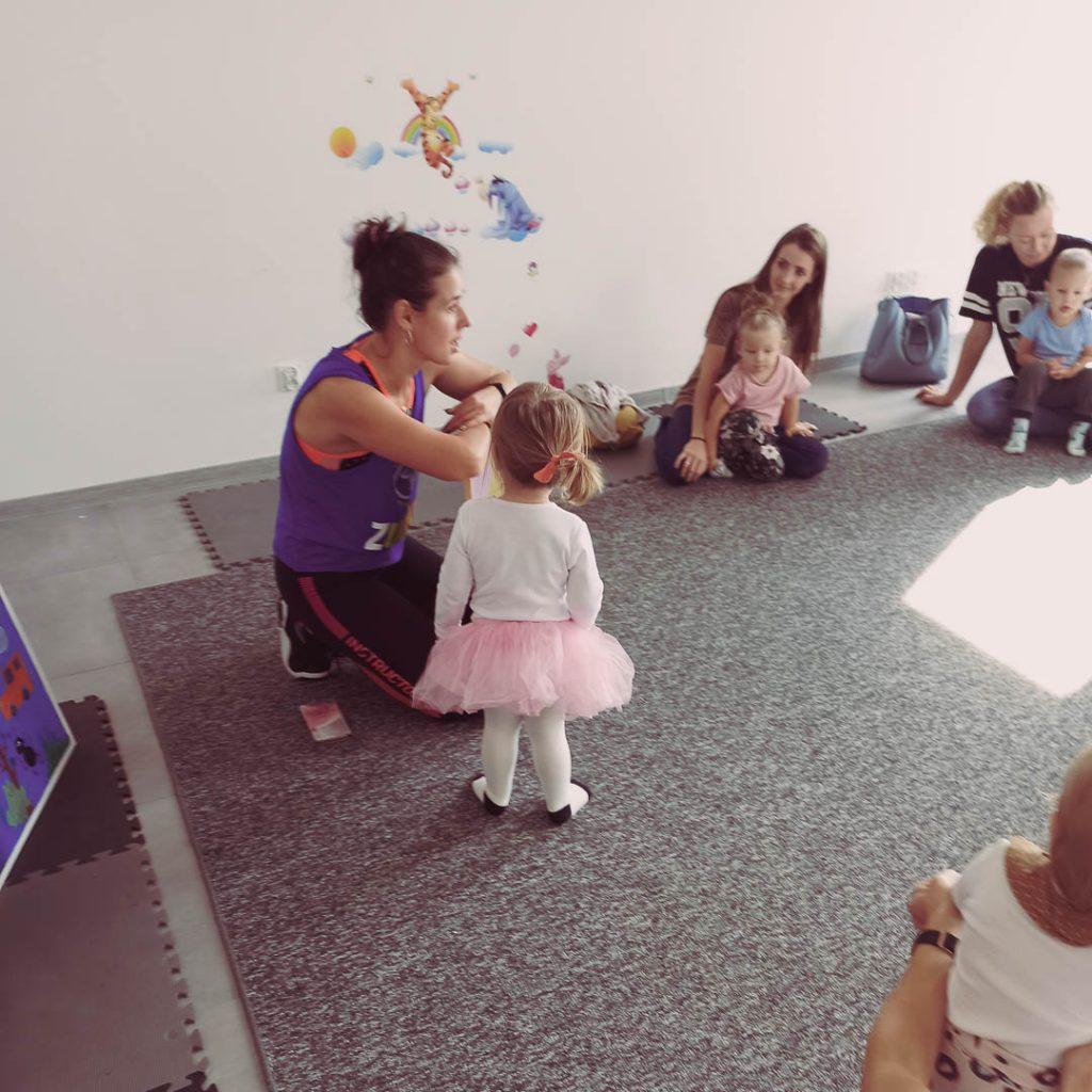 Zajęcia dla dzieci Gdańsk Zumbini