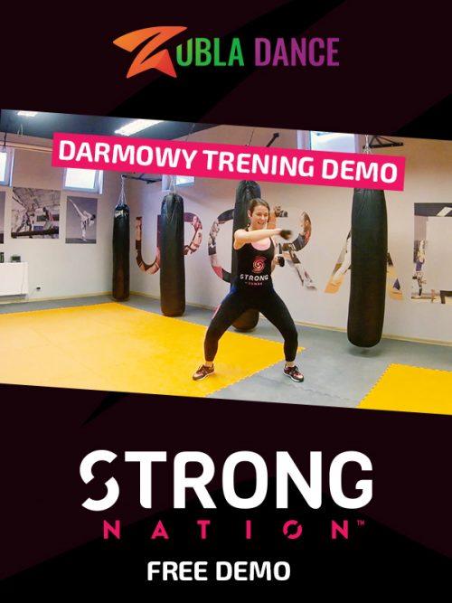 ZUBLA DANCE Trening Stong Nation ONLINE