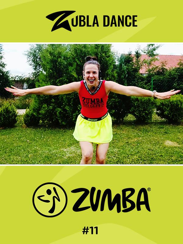 ZUBLA DANCE - Zumba Fitness 11